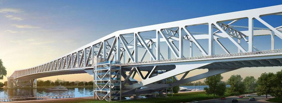 三官堂大桥及接线工程
