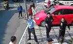 绍兴四名嫌犯暴力抗法 警方鸣枪震慑