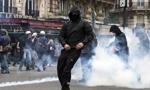 法国反对劳动法改革游行 引发暴力冲突