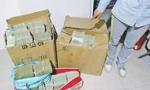 河南一男子被公交撞倒死亡 15万赔偿金全是纸币