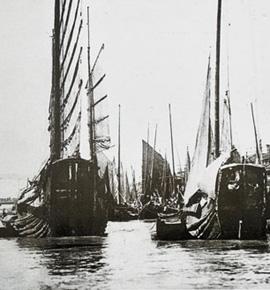 江厦海运码头