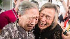 幼年被拐寻亲73年 姐妹相见老泪纵