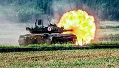 坦克射击画面曝光 网友:这肯定加特效了