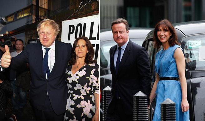 英国公投结束 留欧派得票率为52%暂时领先