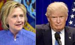 支持率急跌 落后希拉里12% 特朗普不受待见了?