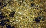 宇航员拍摄地球夜景