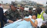 我驻南苏丹维和步兵营5名伤员均获妥善救治