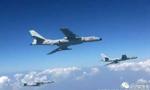 中国空军赴南海战巡 几乎囊括所有主力机种