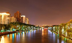 迎接G20 杭州古老运河夜景新面貌向市民开放