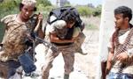 美军空袭利比亚境内恐怖组织基地 奥巴马授权