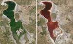 """""""流血""""的乌尔米湖:面积不断缩小 谁在作怪?"""