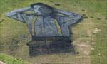 可生物降解画作在瑞士莱森展出