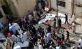 巴基斯坦医院遭自杀式爆炸袭击致死93人