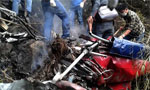 尼泊尔一直升机坠毁7人遇难