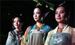 昆明:汉服爱好者体验传统七夕文化