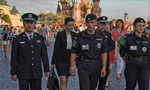 莫斯科红场为啥突然有中国警察在巡逻?