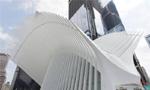 纽约新世贸中心开业宛如白鸽浴火重生