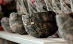 """十多万顶美军问题头盔是""""监狱制造"""""""
