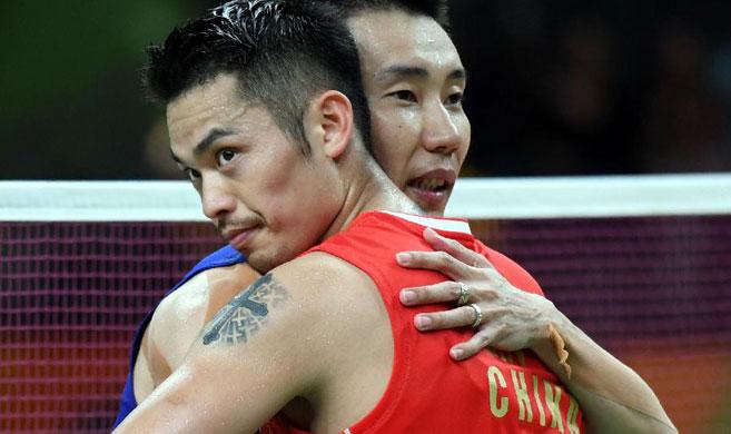 李宗伟险胜林丹晋级决赛