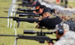 首届国际狙击手射击竞赛在京举行