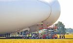 史上最慢坠机:全球最大飞行器二次试飞失败