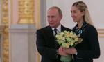 普京为里约奥运会俄罗斯代表团举行庆功仪式