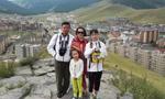 13岁杭州丫头暑假跟父母穿越三国