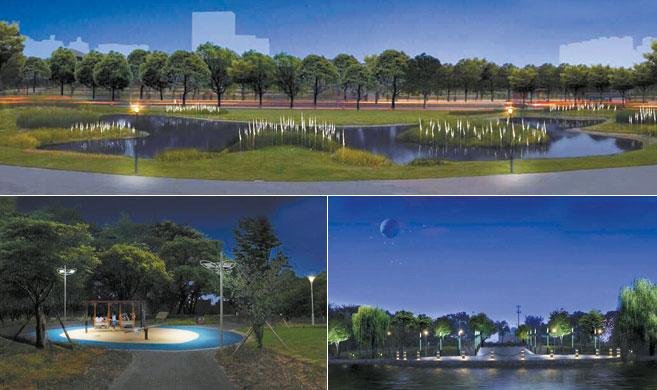 鄞州院士公园景观升级改造工程启动 预计年底完工