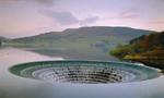 英公园超现实照片美似《星际迷航》