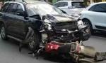 男子驾驶SUV街头撞人 致3死5伤