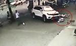 司机因穿拖鞋致车辆失控撞向人群 3人受伤