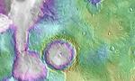 火星现古老湖泊 生命存在时间或多出10亿年