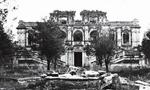 英国拍卖圆明园被毁前照片