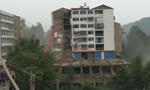 四川宣汉一7层居民楼坍塌 1人失联