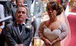 英国小矮人举行婚礼 新郎仅1米1