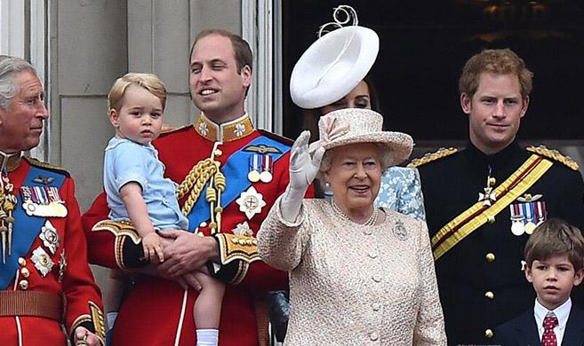 【图刊】女王家的王子们