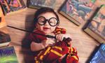 美母亲将宝宝扮成哈利波特 萌化网友
