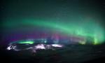 飞行员从飞机座舱拍摄震撼光影美照