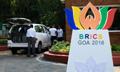 印度果阿迎接金砖国家领导人第八次会晤