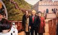 尼克松图书馆重新开放 中国馆引人注目