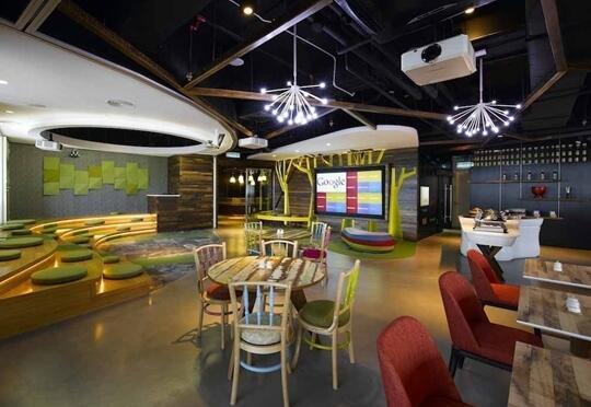 """衢州这家办公楼 媲美""""谷歌办公室"""""""