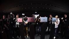 苹果公司发布新一代Macbook Pro等产品