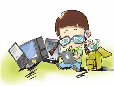 小学生APP做作业 屏幕一盯半小时 是利是弊?