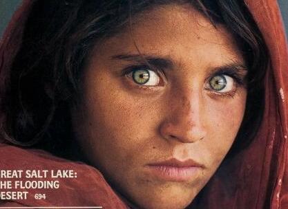 """《国家地理》封面""""阿富汗少女""""涉嫌身份造假"""