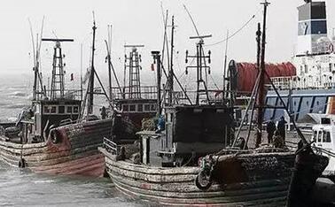 机关枪扫射中国渔船后 韩方又扬言