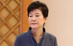 韩媒称朴槿惠仍拒绝主动辞职 总统府准备背水一战