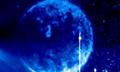 太阳前现神秘蓝色球体?NASA观测卫星照片引猜想