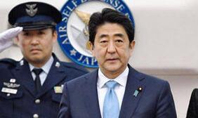 日媒称安倍外交最近很不顺:访美回国不见一丝笑容