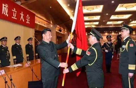 中央军委的这支部队有多重要?