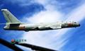 帅!中国空军多型战机赴西太平洋